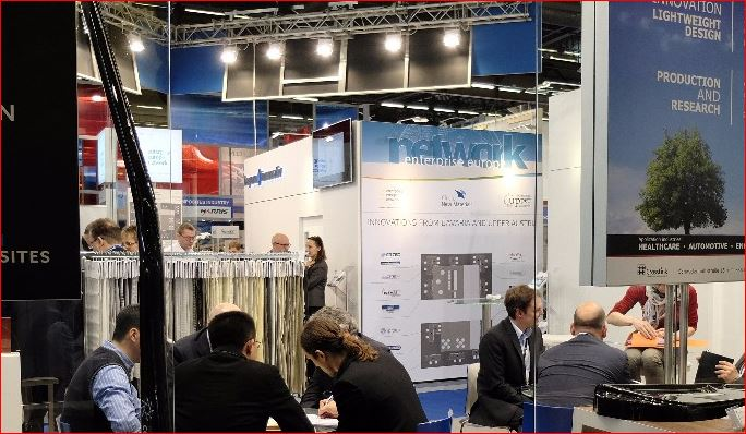JEC 2017 Brokerage event, 14-16 Marzo 2017, Parigi, Francia
