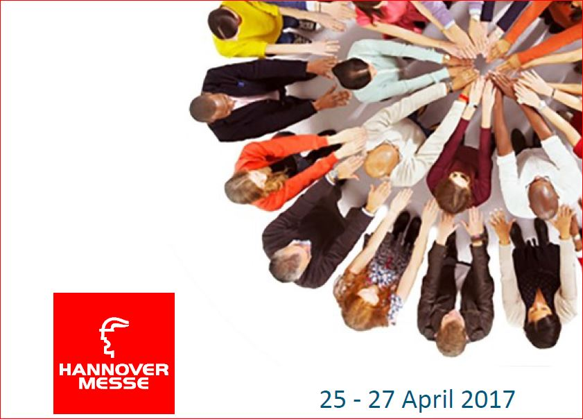 Technology Cooperation Days at the Hannover Fair, 25-27 Aprile 2017, Hannover, Germania