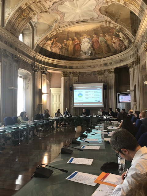 Workshop – Horizon 2020 & il Polo d'innovazione regionale CGreen