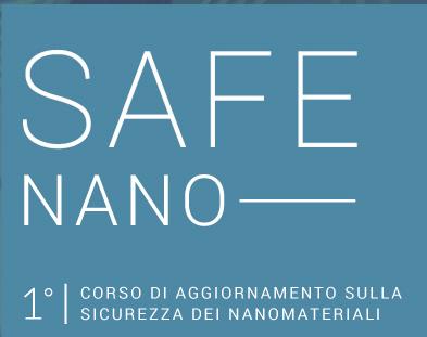1° Corso di Aggiornamento sulla Sicurezza dei Nanomateriali