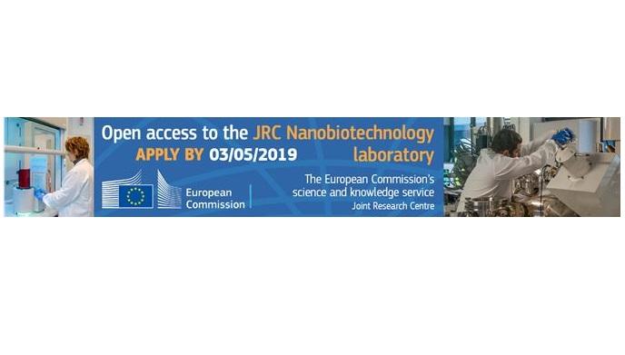 JRC NANOBIOTECHNOLOGY LAB OPEN ACCESS CALL