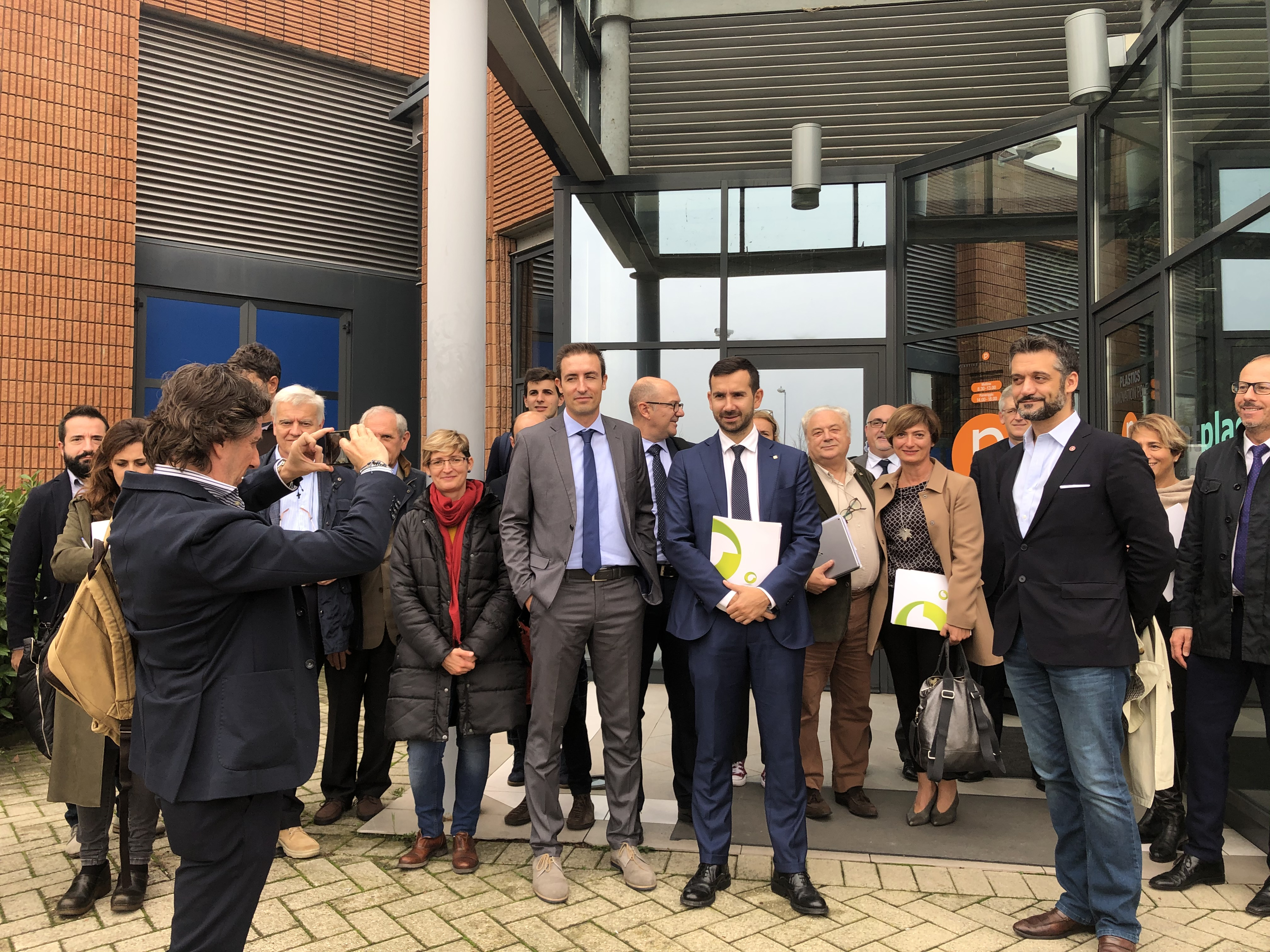 Visit by the Councilor for Innovation and the Environment of the Piedmont Region