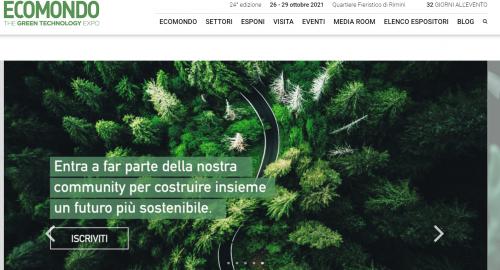Ecomondo – The green technology expo